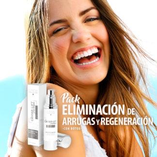 Pack Eliminar Arrugas con Bótox + Crema Regenerante